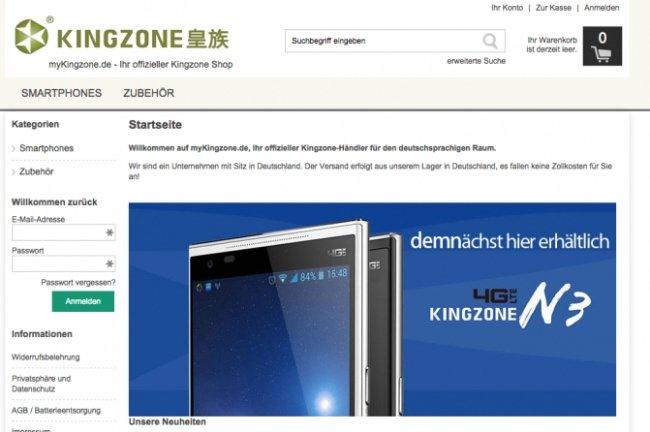 KingZone Germania