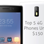 TOP 5 smartphone cinesi LTE low-cost