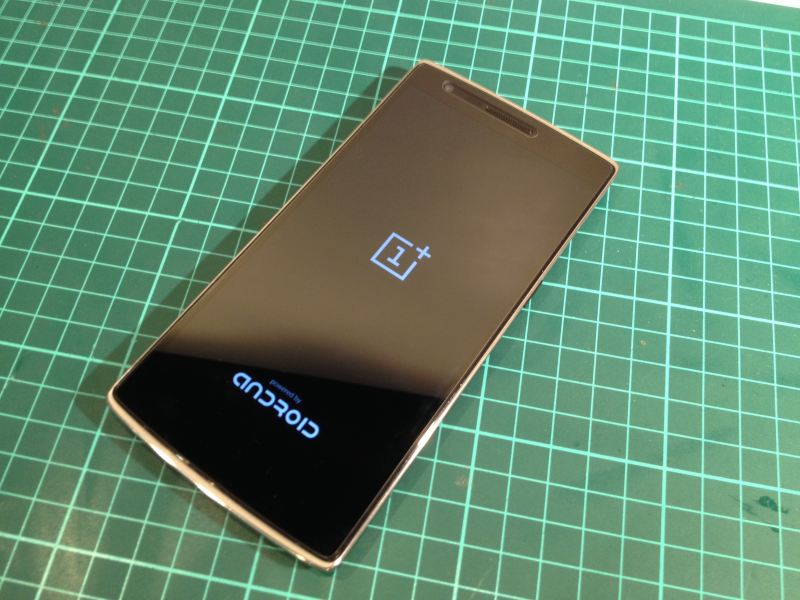 OnePlus One toque fantasma