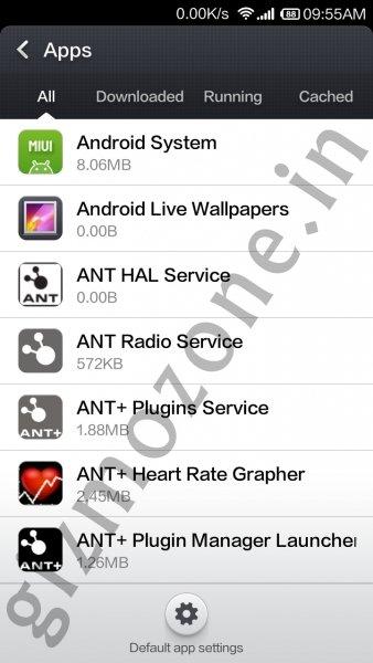 ANT Hal Service