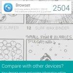 Benchmark Vellamo Huawei Ascend Mate 7 dual SIM