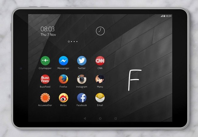 Nokia N1 è il primo tablet Android Lollipop di Nokia