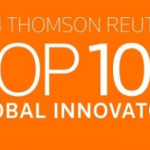 Thomson reuters Top 100 Global Innovator 2014