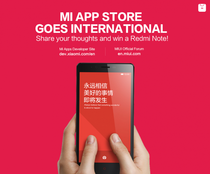 Concurso Xiaomi App Store