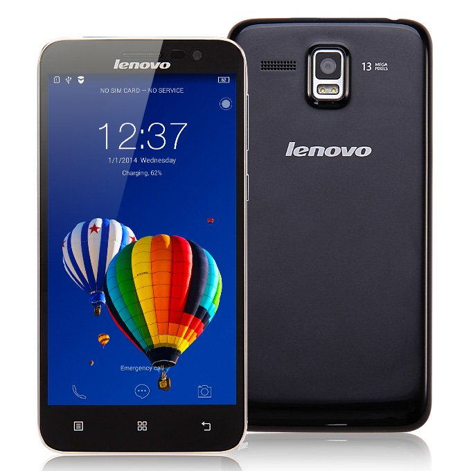 Lenovo A806 Golden Warrior