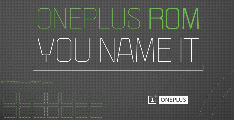 OnePlus One ROM contest