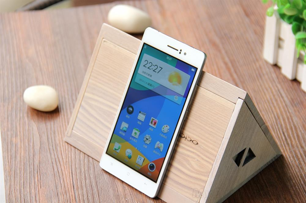 Oppo R5 Unboxing