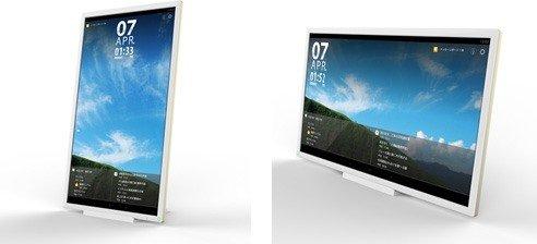 Toshiba tablet 24 pollici