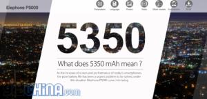 eLEFON P5000