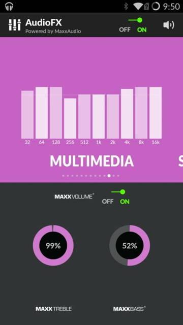 OnePlus MaxxAudio