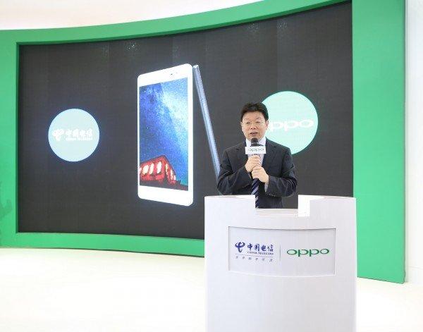 Accordo Oppo China Telecom
