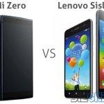 UMi Zero vs Lenovo Sisley