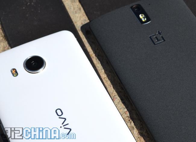 Vivo Xshot VS OnePlus One