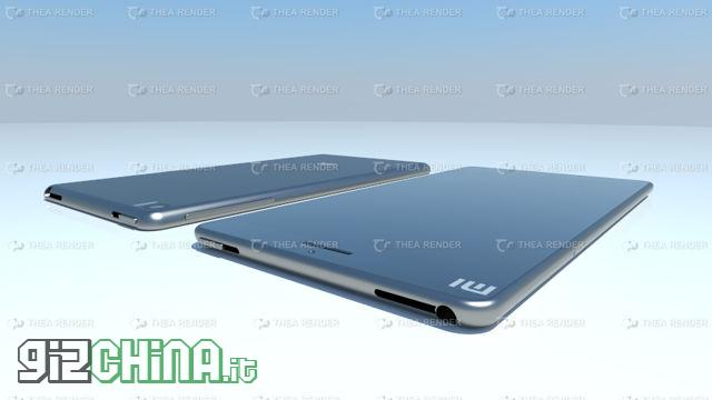 Xiaomi Mi4 fan concept