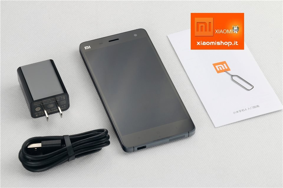 Xiaomi Mi4 nero
