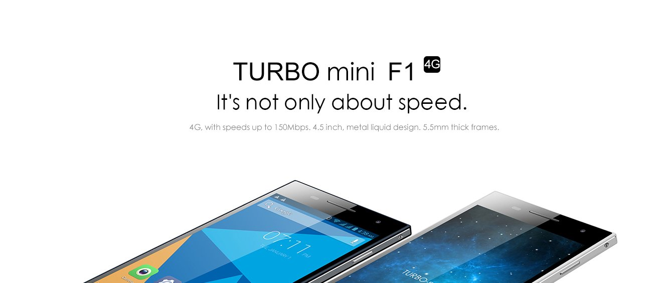 Doogee F1 Turbo Mini
