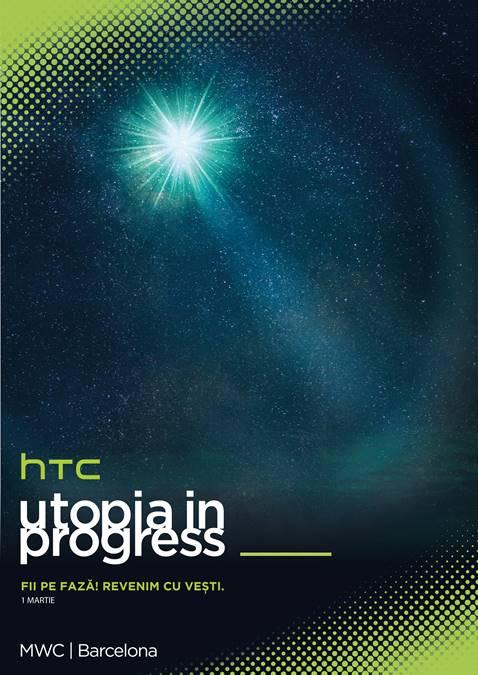HTC One M9 verrà presentato l'1 Marzo al MWC di Barcellona