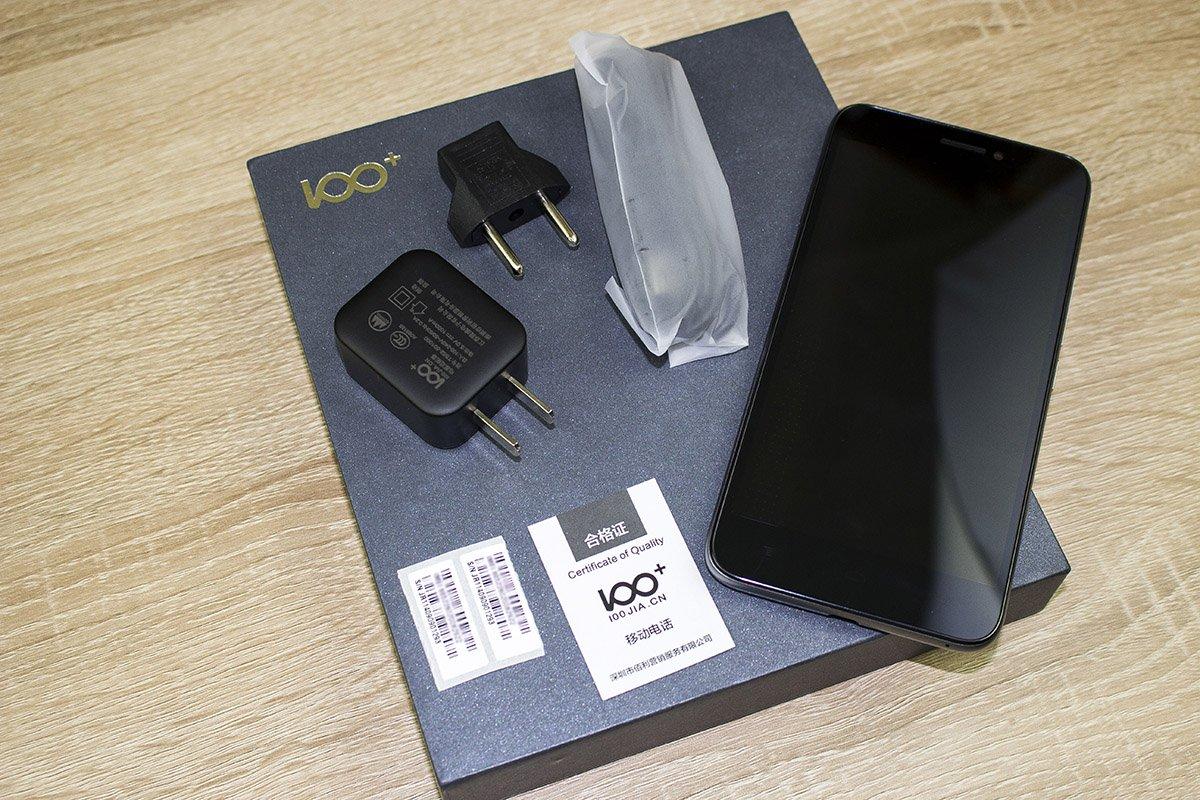 Kolina K100 +取消装箱