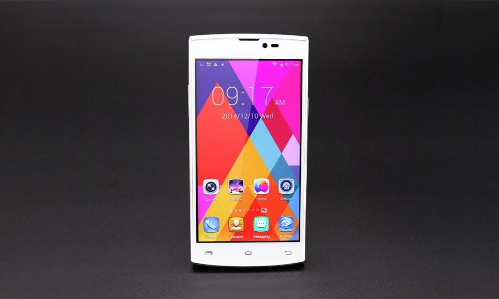 Leagoo Lead 7: смартфон с 13-Мп камерой