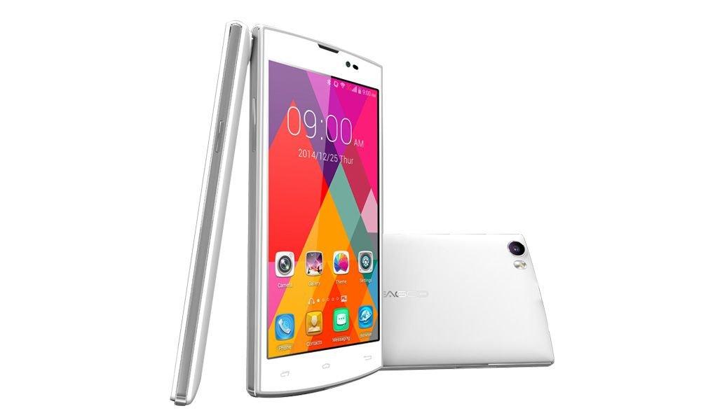 Новый смартфон Leagoo Lead 7