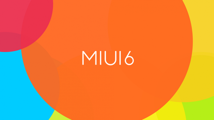 Miui 6 Redmi Note 3G
