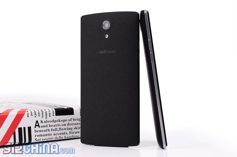 Ulephone be pro sandstone cover