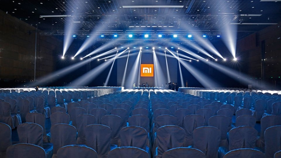Xiaomi conferenza