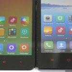 Xiaomi Redmi 2 vs Redmi 1