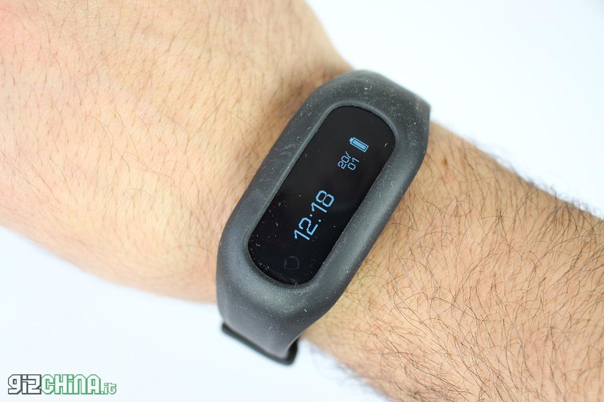 iBody Fitness Tracker