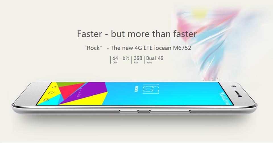 """iOcean MT6752 """"The Rock"""""""
