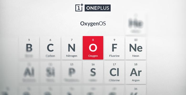 ROM de oxigênio OnePlus