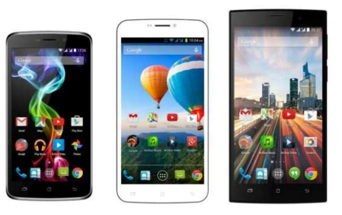 Archos devices