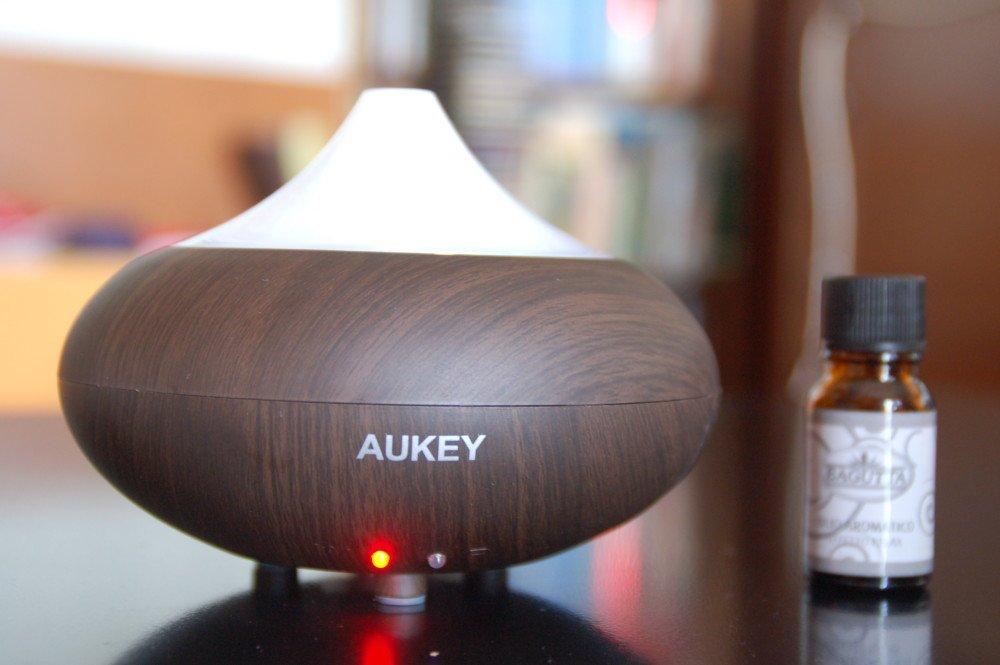 Difusor de aroma ultrassônico Aukey