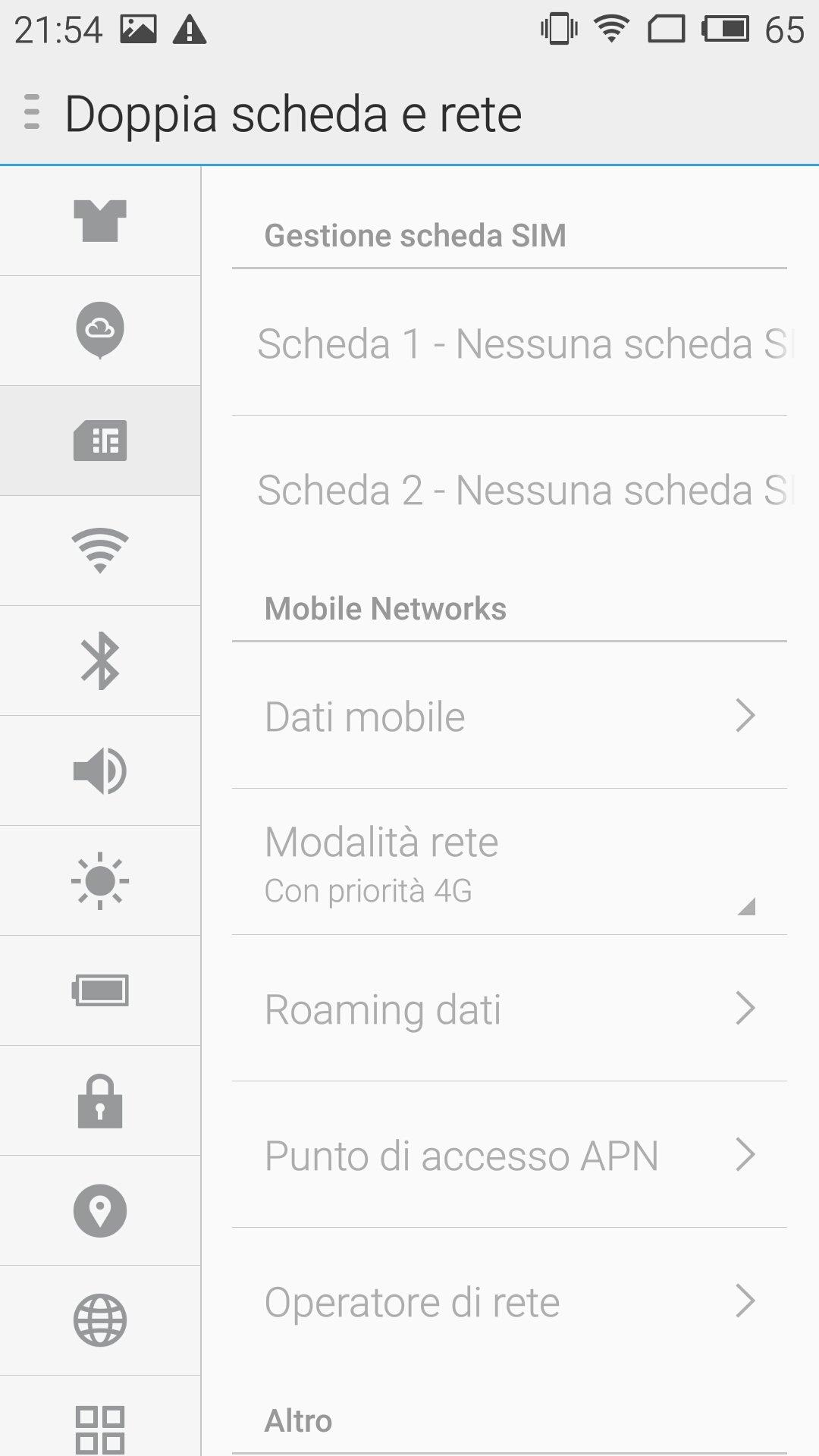 Meizu M1 Dual SIM Notas