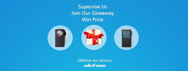 Please supervise UleFone