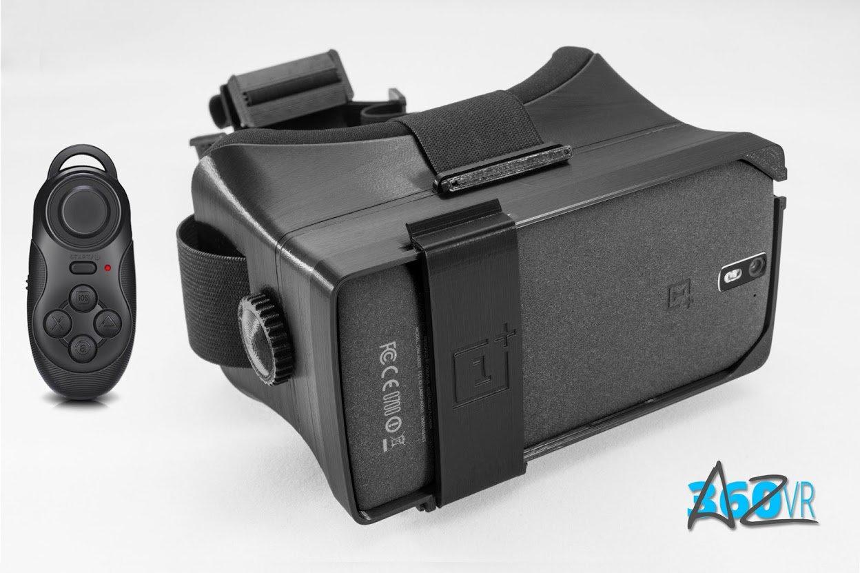 Casco VR OnePlus uno
