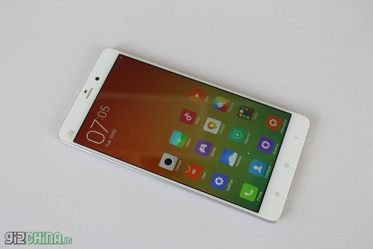 Xiaomi Mi Hinweise