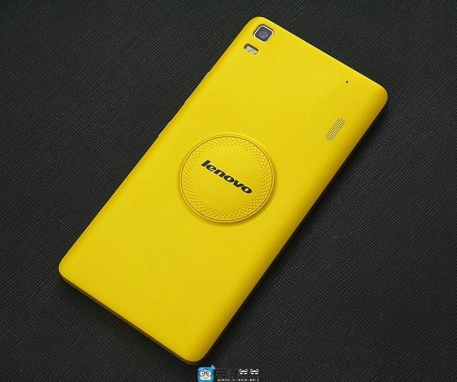 Lenovo Lemon K3 Note