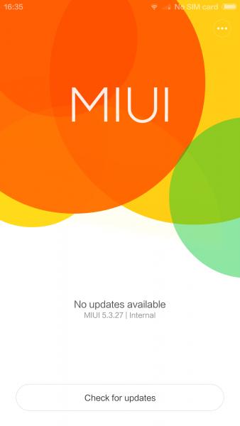 MIUI 5.3.27