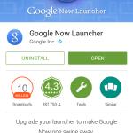 El iniciador de Google Now es MIUI