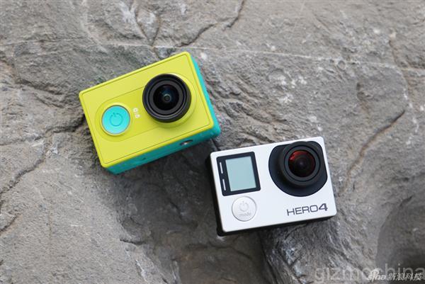 Xiaomi Yi Camera Unboxing
