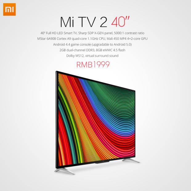Xiaomi MiTv 2