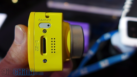 ZTE Sports Camera