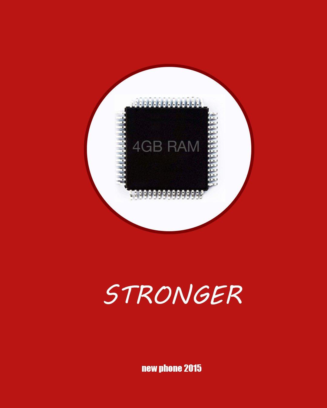 Ulefone 4 GB di RAM