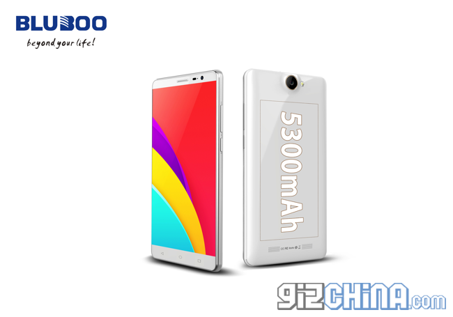 Bluboo X550