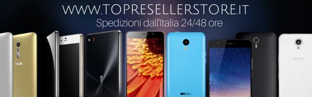 Topresellerstore.it - Доставка из Италии в 24-48 часы