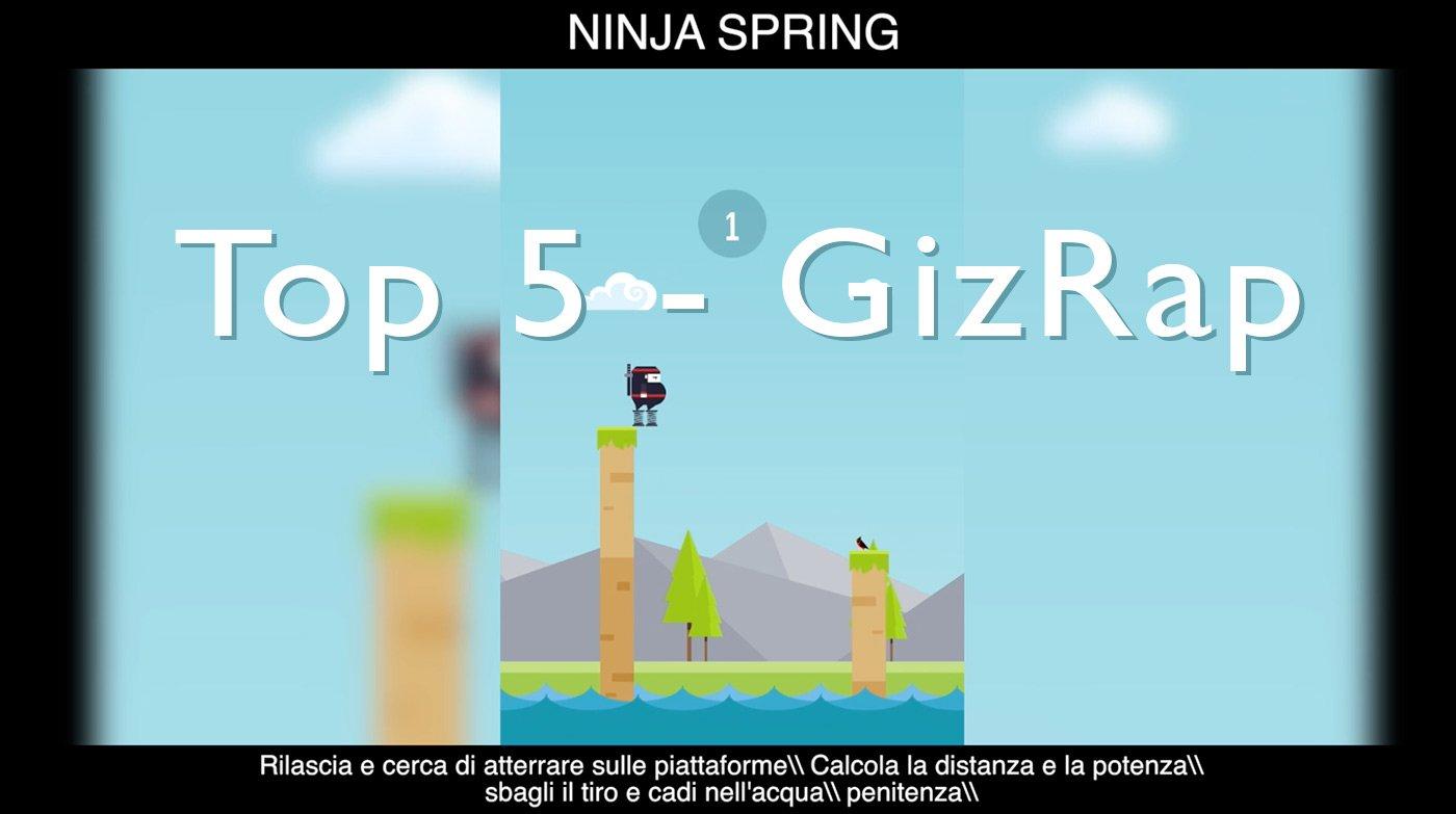 Top 5 - GizRap