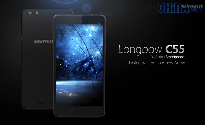 Longbow de Siswoo C55