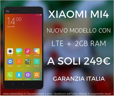 Xiaomi Mi4 2 GB