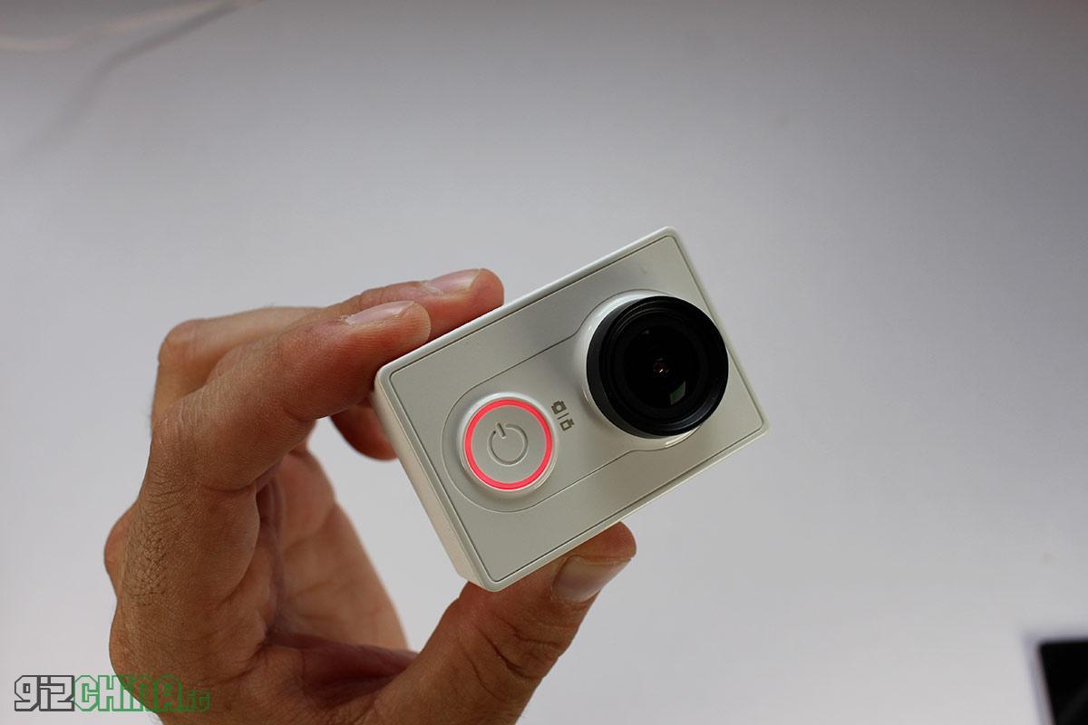 Câmera Xiaomi Yi